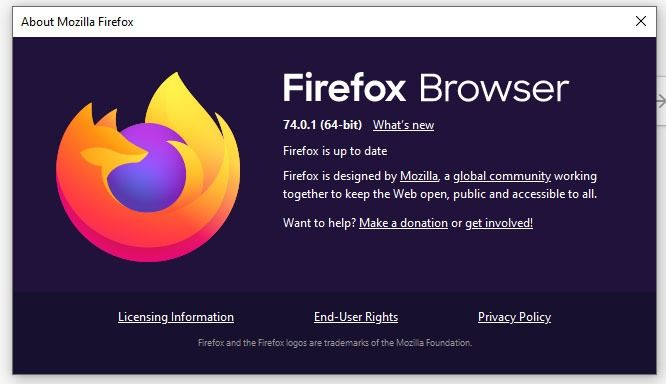 Dhs Warns Of Critical Security Patches For Mozilla Firefox Askcybersecurity Com In 2020 Security Patches Homeland Security Security