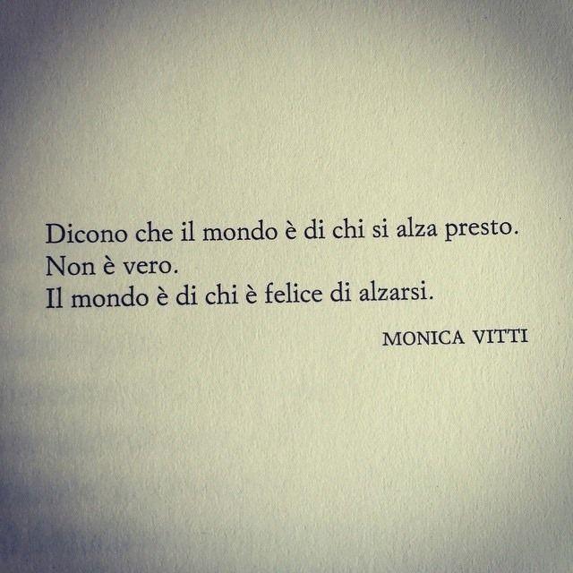 Felicità - Monica Vitti