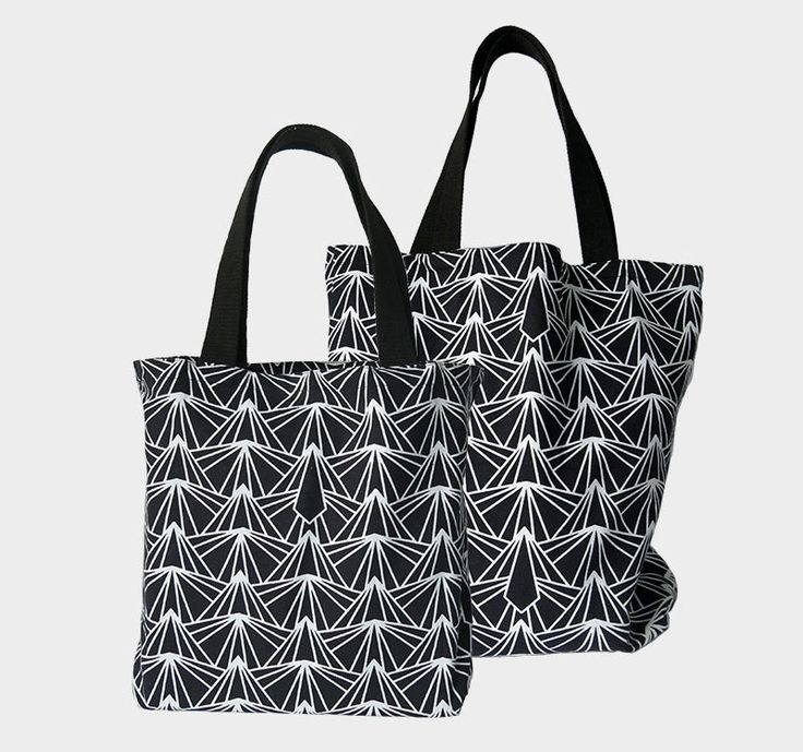 LOOM limited edition tote bags in BLACK PRISM. Now available at loomfabric.com , akamady.com , and Dia Lo Gue Artspace gift shop in Kemang!  Textile designer, Belda Farika.