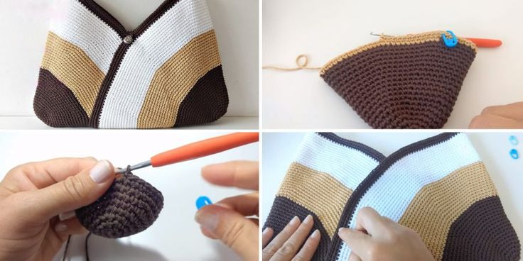 Lots of different bag tutorials can be found on our blog. Some of them are harde…
