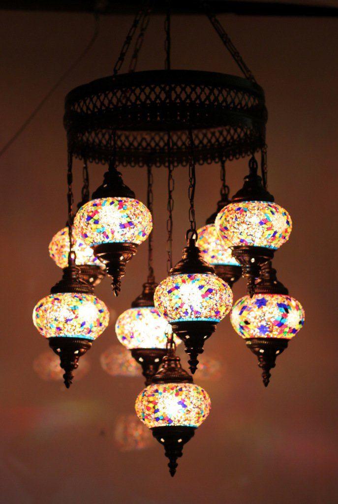 Turkish Pendant Lamp – Lamptastic