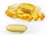 Cod liver oil is a high vitamin A food. (retinol)