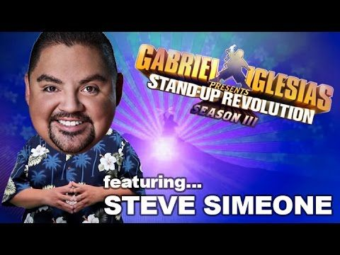 Steve Simeone - Gabriel Iglesias presents: StandUp Revolution! (Season 3)
