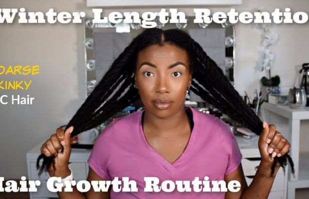 Length Retention Essential Oils For Natural Hair Growth Routine
