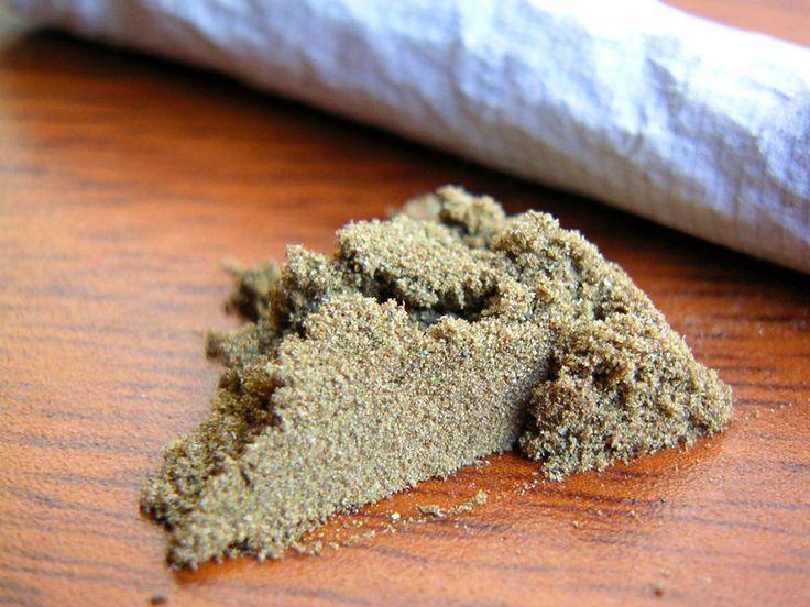 how to make marijuana kief