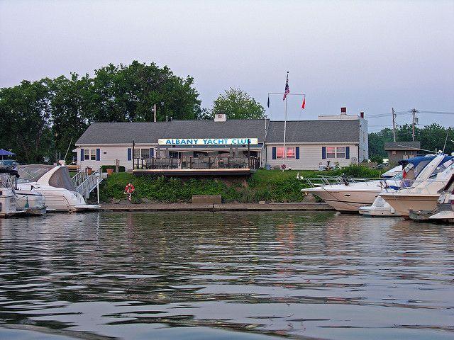 Albany Yacht Club Hudson River Albany Ny Yacht Yacht Club Hudson River