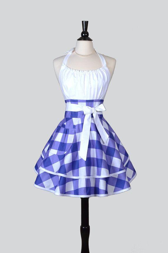Purplish Blue 2xl Vintage Cold Shoulder Floral Pin Up Dress ...
