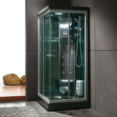 17 best ideas about cabine de douche rectangulaire on pinterest cabine douc - Cabine de douche hammam ...