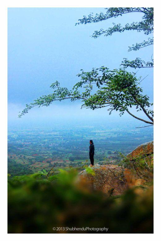 Nandi Hill, Bangalore, India