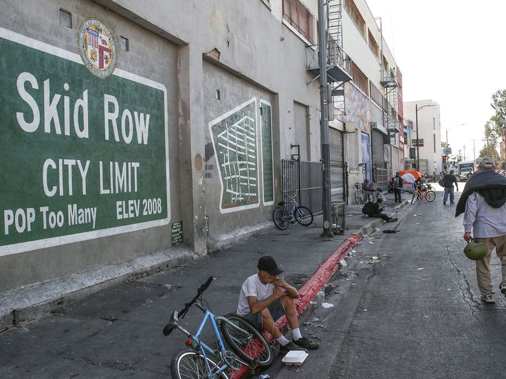 Many inmates released under Prop 47 have ended up homeless