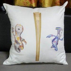 Cushion Pillow for London 2012 Olympics Souvenir (OC003)