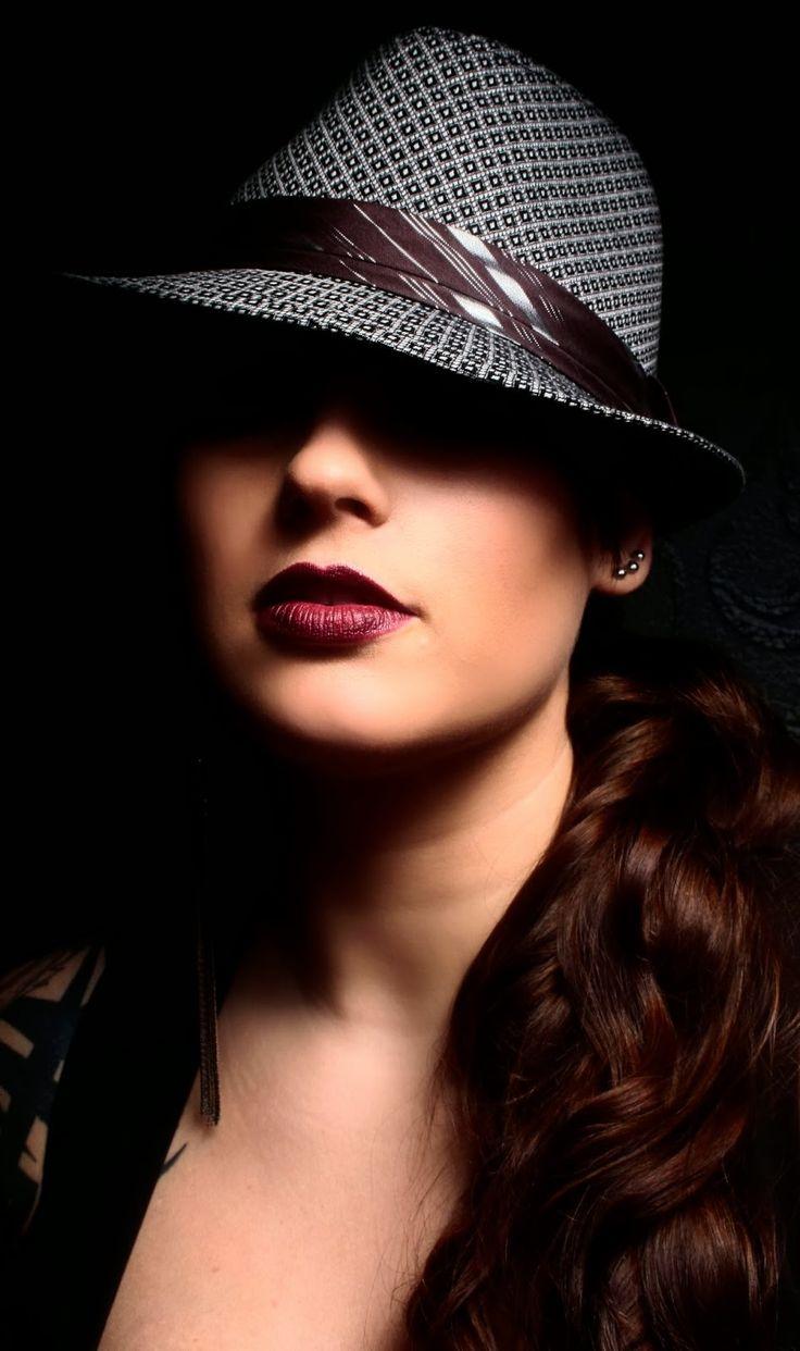 Business jazz gentlewoman portrait dramatic