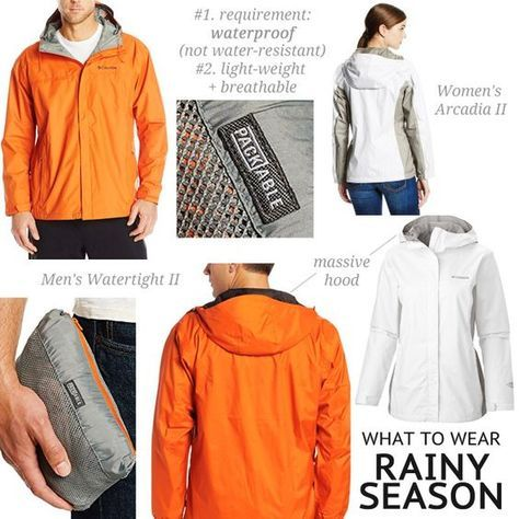 Best 25  Best rain jacket ideas on Pinterest | Rain jacket, Fall ...