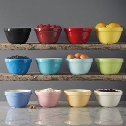Colour Mix Pudding Bowls! Weddings | wedding ideas | wedding gift | wedding gifts for bride and groom | wedding gift ideas | wedding gift for couple | wedding presents | unique wedding gifts | wedding present ideas | wedding presents for couples | wedding gift list | bride | groom | wedding planning | inspiration | gift idea.
