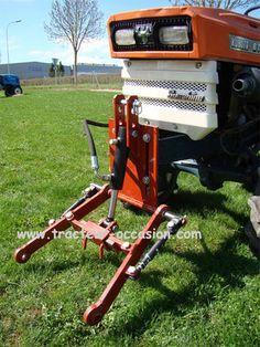 Relevage Avant spécial Micro Tracteur SELECTION TDO