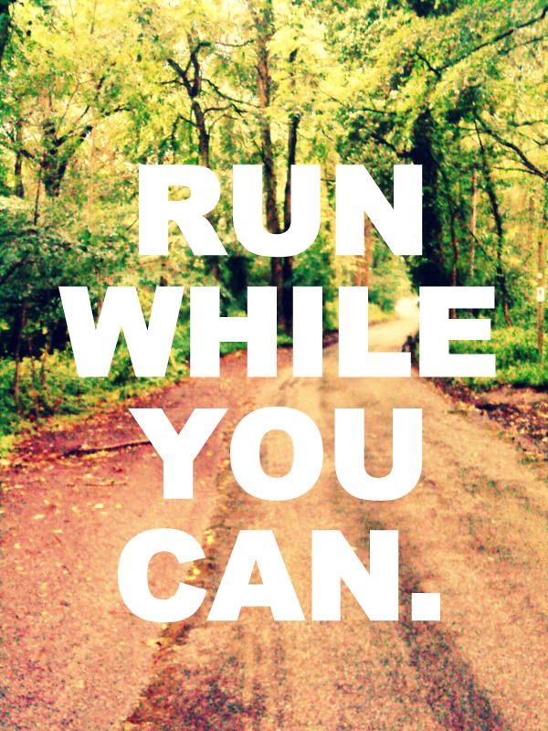Run while you can! Come get your fitness on at Fitness Together in Novi, MI! Get personal one-on-one-training, a nutrition guideline, and other services that will change your life for the better! Call (248) 348-9230 or visit our website www.fitnesstogether.com/novi for more information!