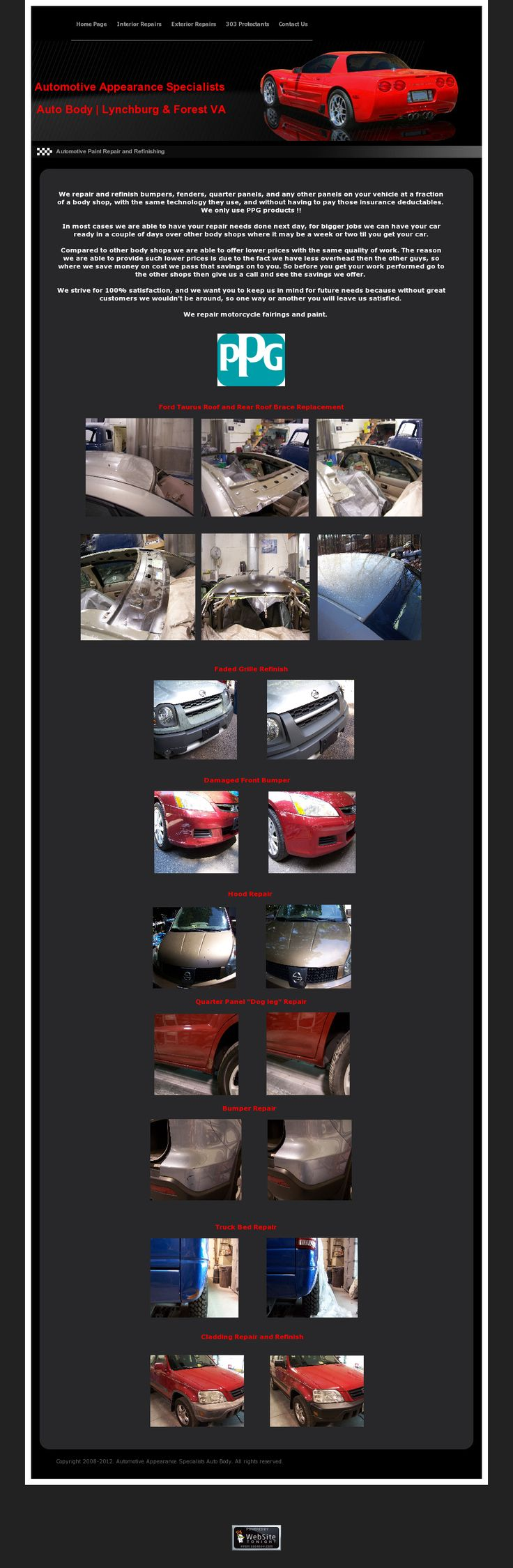 Auto body shop and auto paining for Lynchburg, Forest, and Central VA. If you need your car painted or need a body shop to do body work call them today >> What keyword you want --> https://autolynchburg.com/Paint_Repair.html