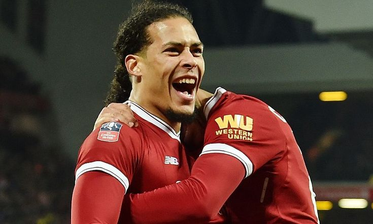 Van Dijk: It doesn't get any better than that - Liverpool FC