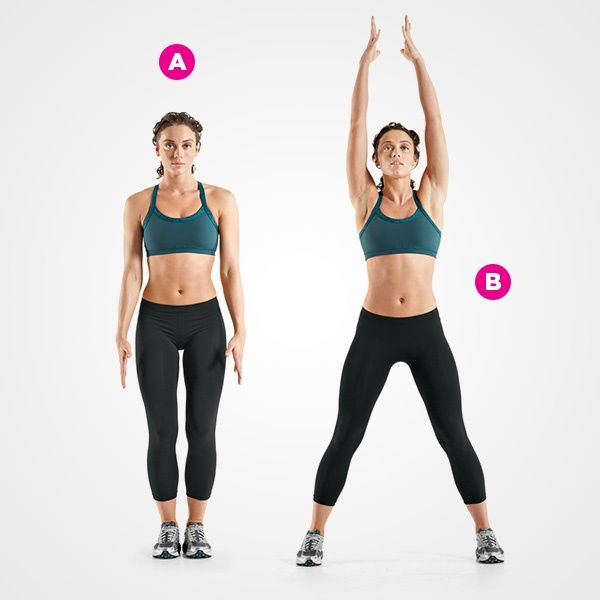 This fantastic four-minute workout isworth anhour atthe gym