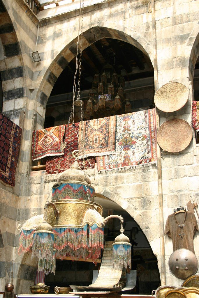 Damascus - Syria by Styve Reineck