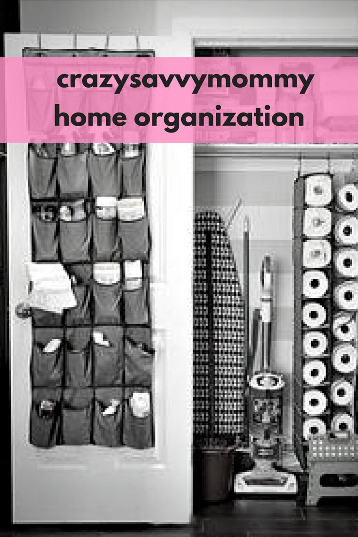 Hi there! I'm CrazySavvyMommy! Welcome to my Pinterest! This is my home organization board. Here you will find TONS of ideas on how to organization all aspects of your home! Enjoy! ~follow me~