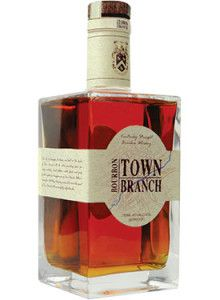 Town Branch Kentucky Straight Bourbon #Whiskey.  Aged for a minimum of 3.5 years, this #bourbon earned the Gold Medal at the San Francisco World Spirits Competition in 2013. | @Caskers