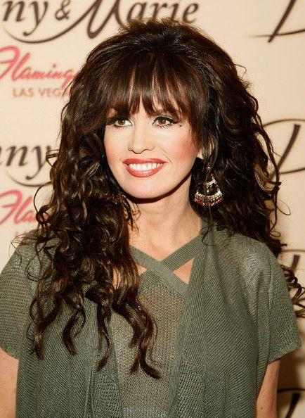 Marie Osmond has gorgeous hair!