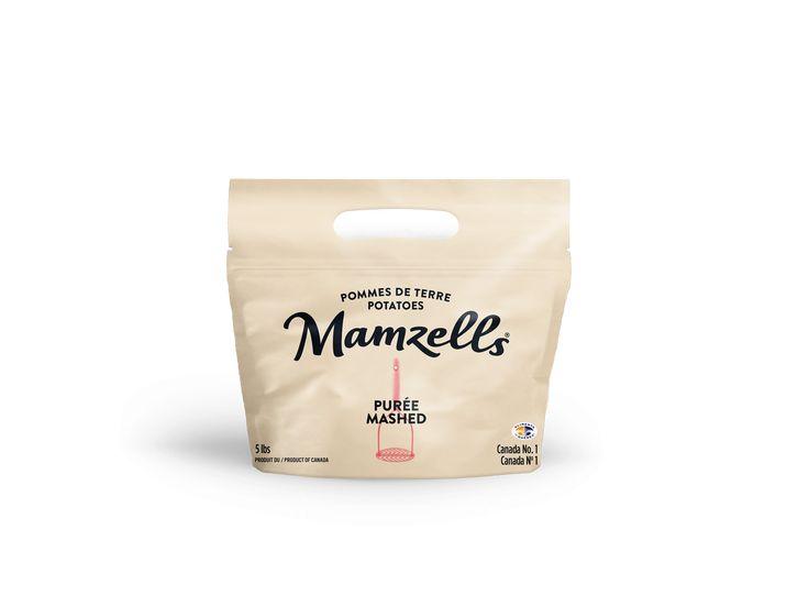 Vous avez VOTRE recette secrète de purée parfaite ? Nous avons la Mamzells qu'il vous faut pour la rendre encore meilleure ! Sélectionnée pour qu'elles deviennent bien floconneuses une fois cuite, nos Mamzells purée doivent être pilées une fois bien chaude. Vous réussirez une purée onctueuse à chaque fois, que vous les mélangiez à du beurre, du lait ou de la crème sure.