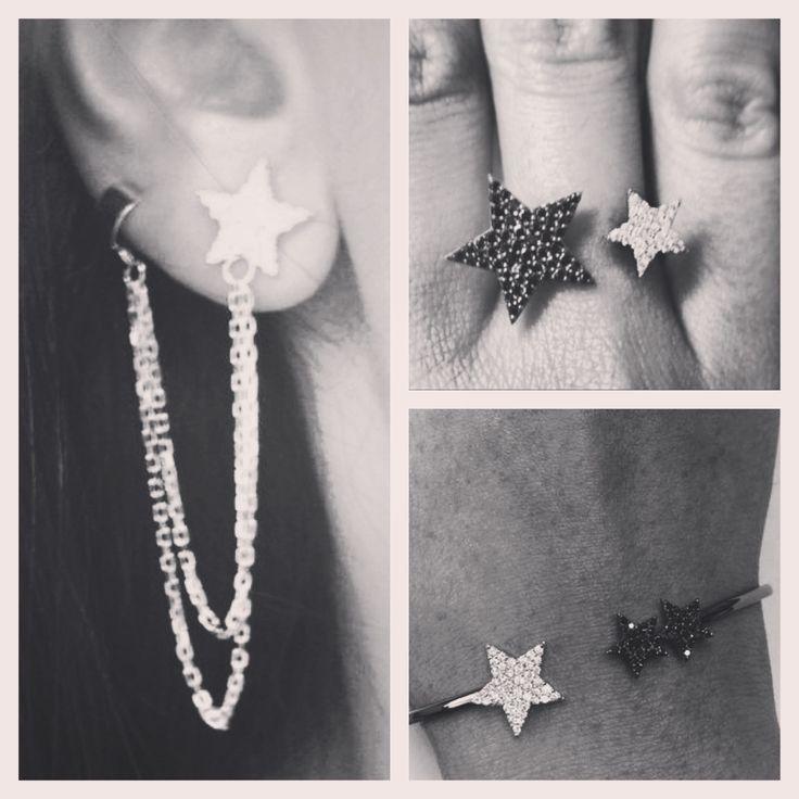 Stars shining bright! More new stock.. By Hala
