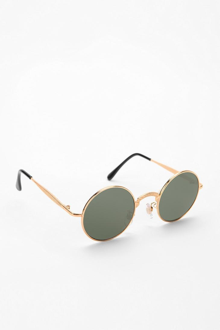 8195 oakley circle - Valley Dreams Round Sunglasses Urbanoutfitters