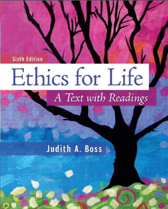 31 best our philosophy and religion titles images on pinterest the boss ethics for life 6th edition fandeluxe Gallery