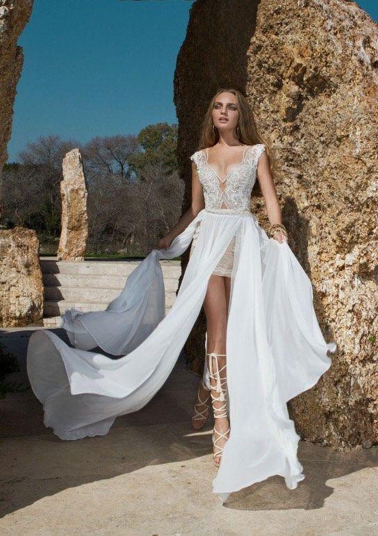 Trending Glamorous Wedding Dresses Trends