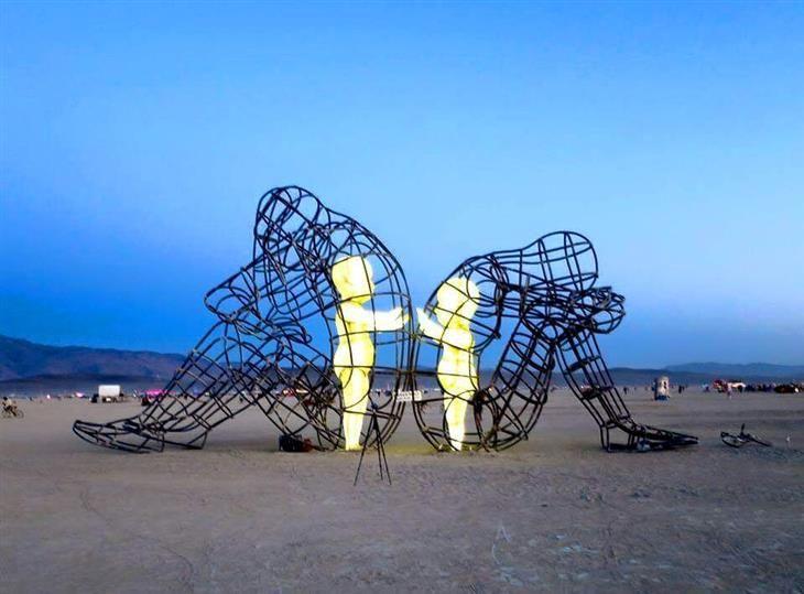 Esculturas de arte moderno en nuestras ciudades | Arte - Todo-Mail