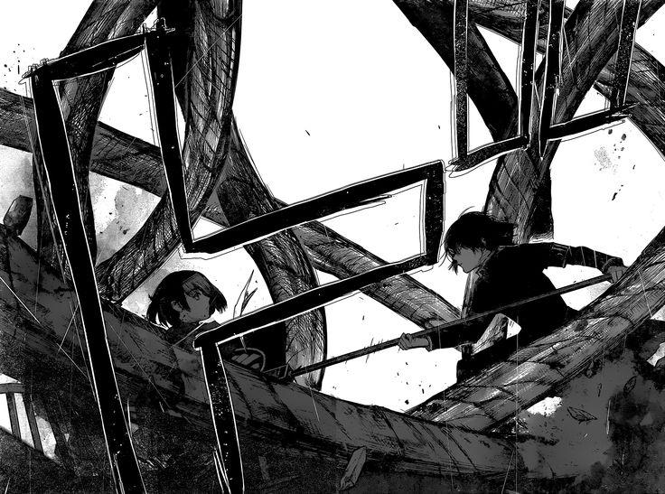 Tokyo Ghoul:re Chapter 142 – Read Tokyo Ghoul re & Tokyo Ghoul Manga Online
