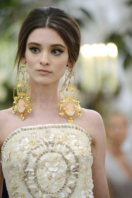 Dolce & Gabbana Alta Moda (Couture), Spring/Summer 2013