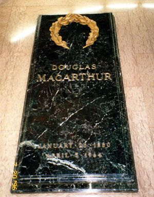 Douglas MacArthur (1880 - 1964) One of the only five star American generals. He fought in World War I, World War II and the Korean War. He was also one the most decorated soldiers in the Army