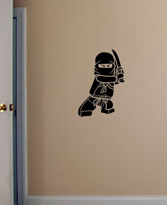Best Kinderkamer Images On Pinterest Lego Room Boy Bedrooms - Superhero wall decals for kids roomssuperhero wall decal etsy
