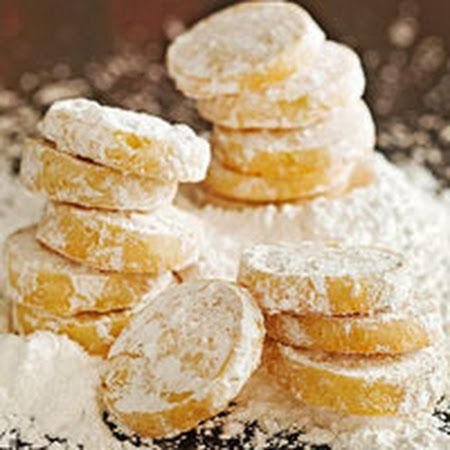 Key Lime Coins | The Sweeter Side of Life | Pinterest