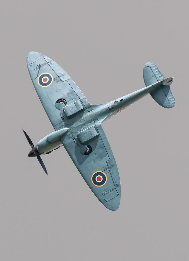 "aviationgeek71: ""Spitfire  """