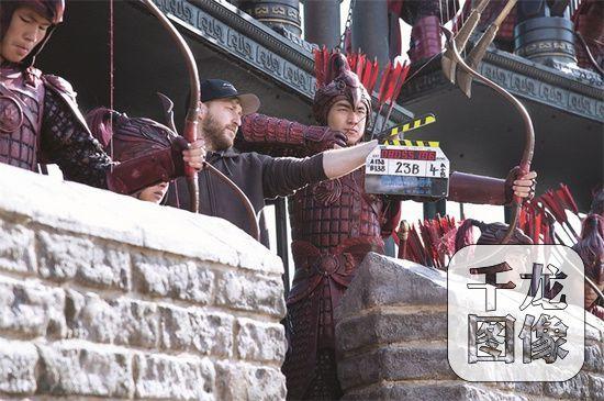 林更新《长城》变身活跃担当 演绎傲气鹰将军-千龙网·中国首都网