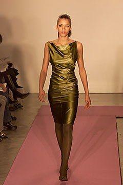 DKNY Fall 2000 Ready-to-Wear Fashion Show - Noémie Lenoir, Donna Karan