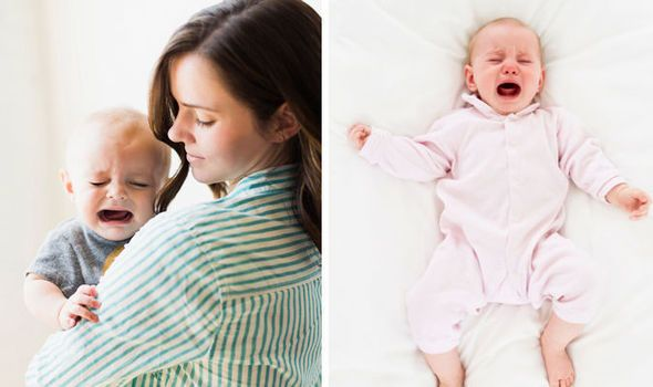 No culture struggles so much with their newborns as western society where a whole industry thrives on the concept of putting babies down, selling products to take the place of the parent's arms and the warmth, smell and movement babies receive while in a parent's arms.