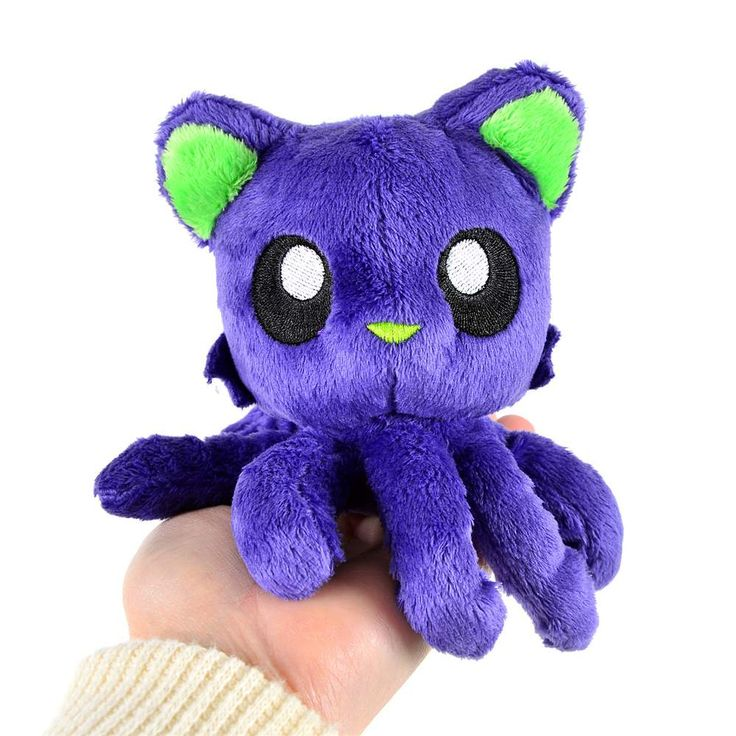 "Tentacle Kitty 4"" Little One - Dragon Con Exclusive 7"