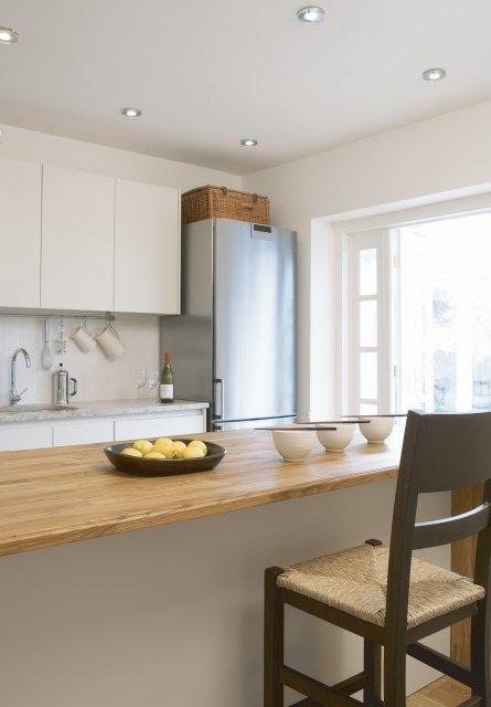 Aurora - oświetlenie centralne, ogólne sufitowe w kuchni