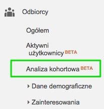 W Analytics pojawił się nowy raport - analiza kohortowa. Nam się bardzo podoba! http://critical.pl/nowy-raport-w-google-analytics-ktory-odpowiada-na-najwazniejsze-pytanie/