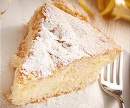 Quando il tempo è breve e si vuole preparare un dolce buono e sfizioso, questa torta paradiso facile e veloce è l'ideale!