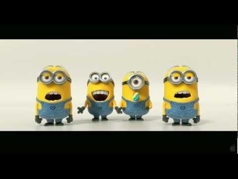 They're super musically talented.   14 Reasons Minions Should Actually Exist-- hahahaha they sing to me!