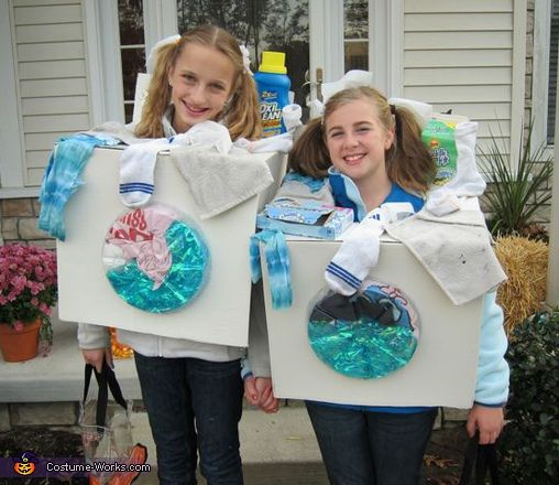 wishy washers costume halloween costumes for girlshomemade - Homemade Halloween Costume For Girls