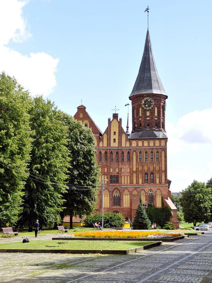 Königsberg Cathedral, Kaliningrad, Russia (formerly Königsberg, Germany)