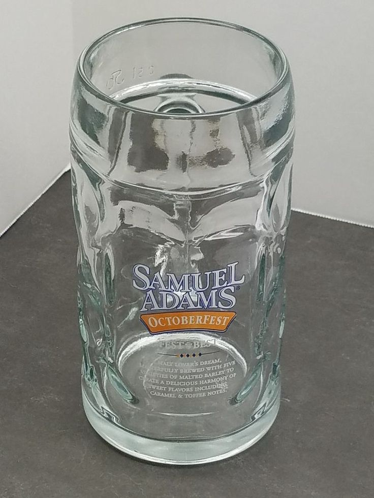 Samuel Adams Octoberfest Beer Stein | Collectibles, Breweriana, Beer, Drinkware, Steins | eBay!